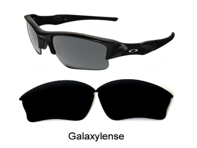 37c94007ac Galaxy Replacement Lenses For Oakley Half Jacket XLJ Sunglasses Black  Polarized