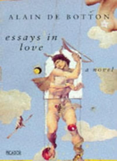 Essays in Love,Alain de Botton- 9780330334365