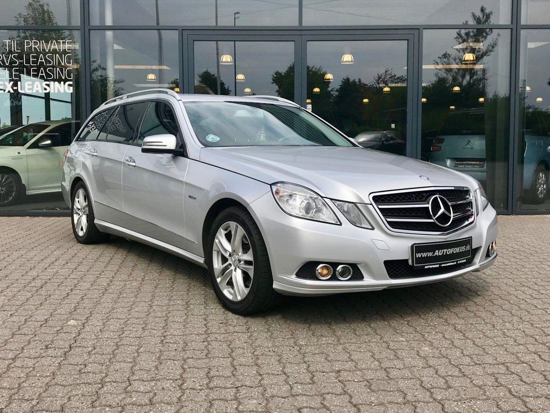 Mercedes E350 3,0 CDi stc. aut. BE 5d - 249.900 kr.