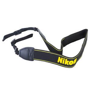 Shoulder-Neck-Sling-Strap-Belt-fr-Nikon-Camera-D2X-D2H-D200-D1X-D1H-D100-D80-D40