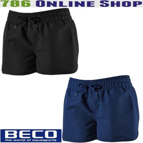 Damen Shorts Bademode Badehose Badeshorts Schwimmshorts Shorts  NEU 158A