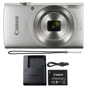 Canon-Ixus-185-Elph-180-20MP-Digital-Camera-8x-Optical-Zoom-Silver
