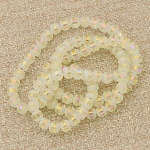Vintage Perles de Verre Bijoux Accessoires À faire soi-même Pour Collier Bracelet Pendentif 1 set
