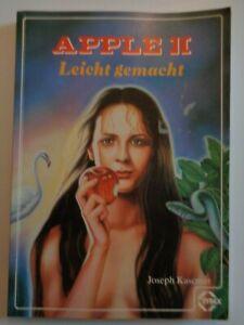 APPLE II LEICHT GEMACHT / BUCH
