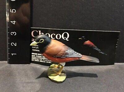 Kaiyodo Takara ChocoQ Pet GAMECOCK game fowl bird figure choco q animatales