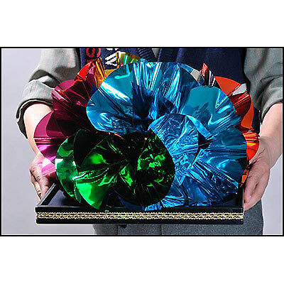 Double Flower Tray by Mikame Trick