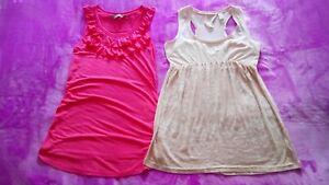 e maternità bundle maniche look maglia taglia Nuovo denim 12 top t senza shirt 5pOBXw
