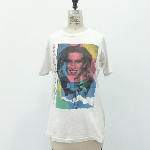 ⭕ 80s Vintage Debbie Gibson Electric Youth T-shirt