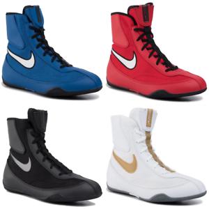 Nike machomai 2 Boxe Bottes cadencé Schuhe Chaussures de boxe ring