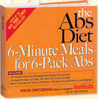 The Abs Diet: 6-minute Meals for 6-pack Abs by David Zinczenko (Hardback, 2007)