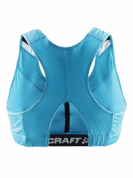 Craft Training Bra Sport BH Fitness Gym Sportbh hellblau blau Gr.XS S M L XL NEU
