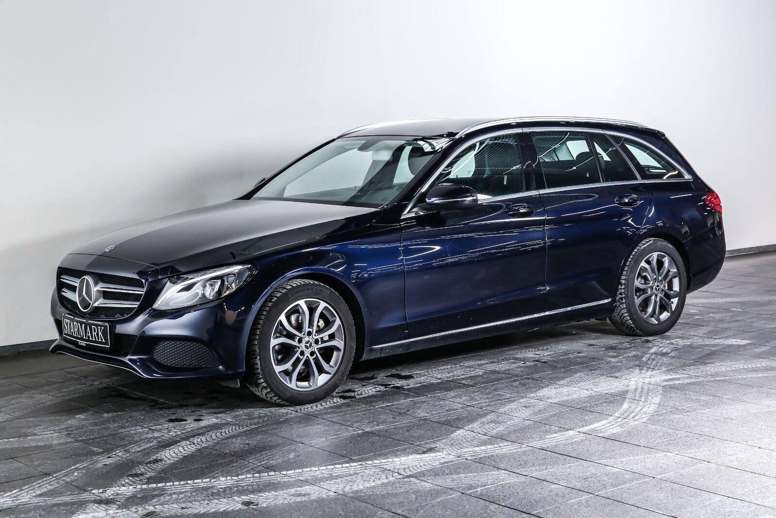 Mercedes-Benz C220 d 2,2 Avantgarde stc. aut.