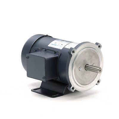 Leeson 098003.00 90 Volt DC 1750 Rpm 1//4 Hp Electric Motor 56C Frame