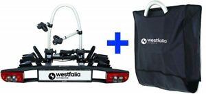 WESTFALIA-BC-60-Fahrradtraeger-fuer-die-Anhaengekupplung-Modell-2018-inkl-Tasche