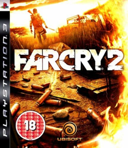 1 of 1 - FAR CRY 2 PS3 PlayStation 3 Shooting Video Game Original UK Release New Sealed