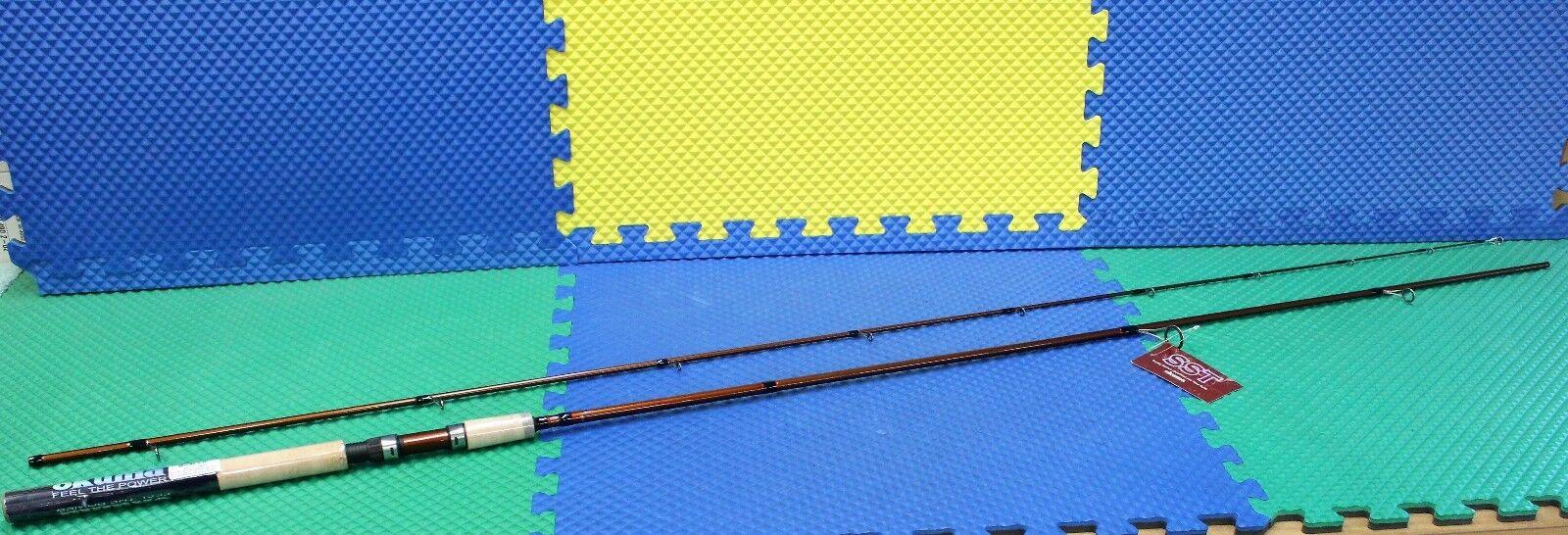Okuma SST 10' 6   Spinning Rod Medium Action 2 Piece SST-S-1062M  great offers