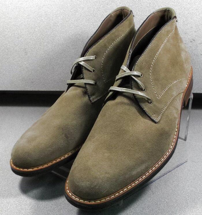 5936013 msbt 50 Chaussures Hommes Taille 10 m Beige Bottines en daim Johnston & Murphy