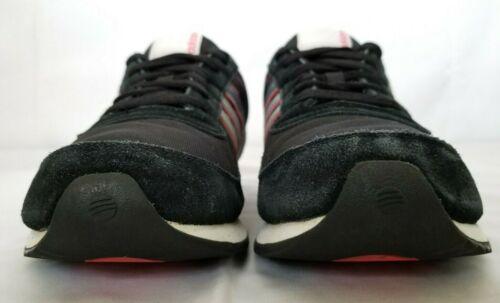 scamosciata donna pelle sintetica 9 Scarpe da nere G10956 usate da corsa in Adidas taglia xwFttqTSY