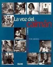 La voz del caimán (Spanish Edition)-ExLibrary