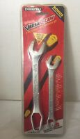 Durapro Versa Claw 2 Piece Multi Size Wrench Set Replaces 28 Standard Type