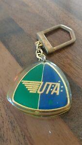 KEY-RING-porte-cle-Aviation-UTA-Airbus-Boeing