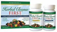 Greens First Herbal Inner Cleansing Formula 84 Count Dextox Cleanse Weight Loss