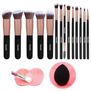 16-piezas-juego-de-Brochas-Kabuki-Maquillaje-Sombra-de-ojos-colorete-Fundacion-polvo-facial