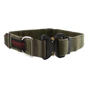 ZentauroN Einsatzhalsband Chester Rugged Control Coyote 5cm