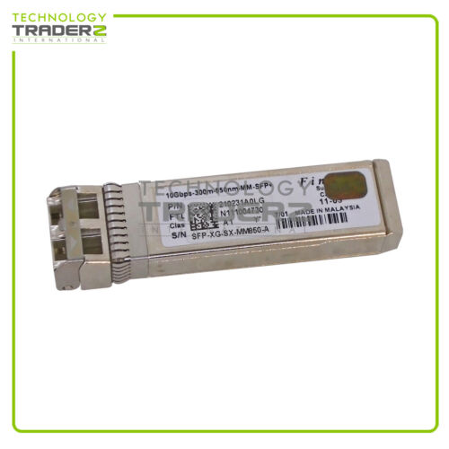 SFP-XG-SX-MM850-A HP H3C 10G MMF 850nm 300m SFP Transceiver Pulled *