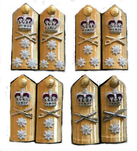 CP MADE HI QUALITY NEW UK ROYAL NAVY HARD SHOULDER BOARDS ALL ADMIRAL RANKS