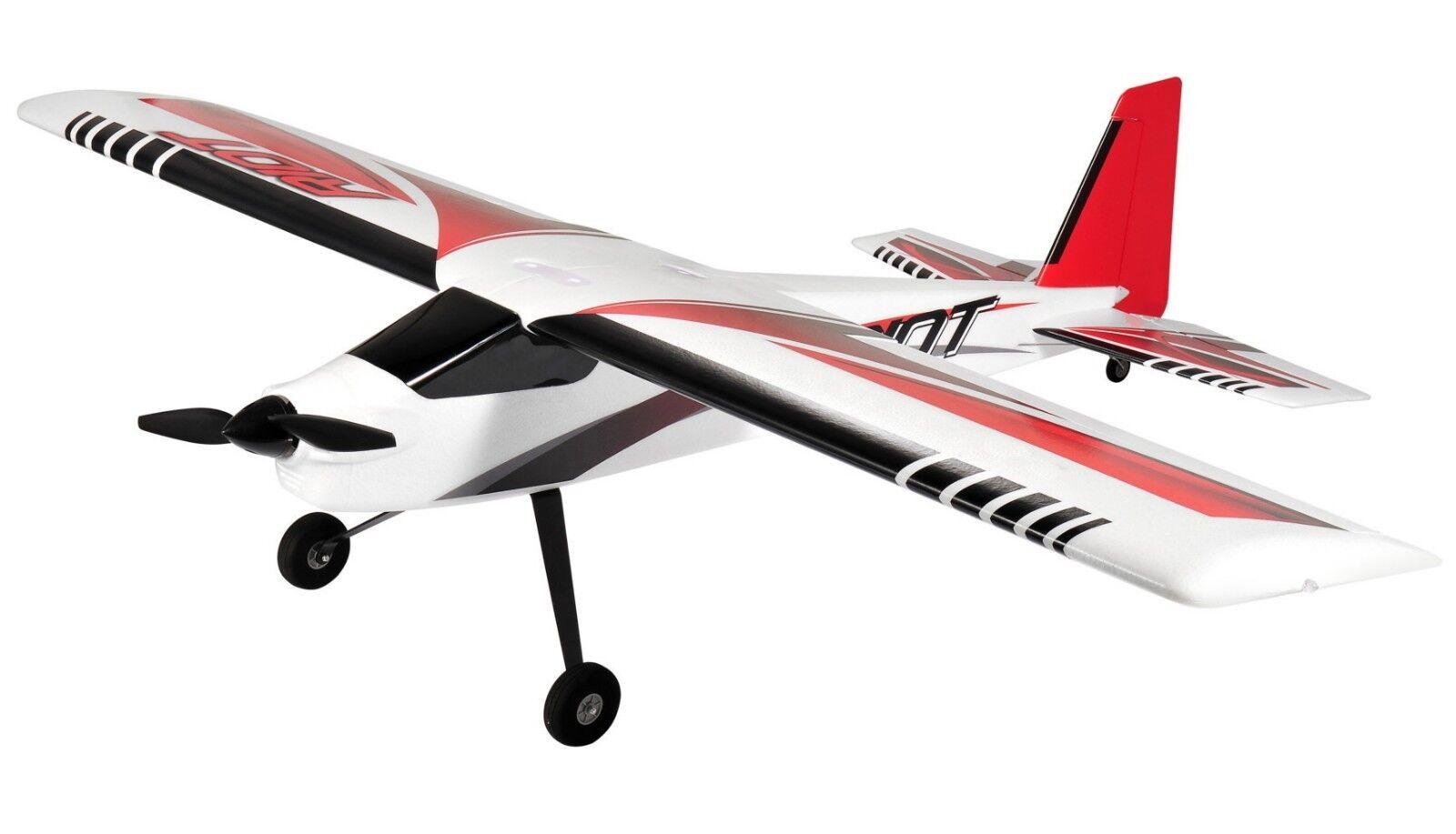 RC MOTORE marinai Riot v2 Air Trainer 140, 1400mm  BRUSHLESS PNP Rosso Nuovo  il più economico