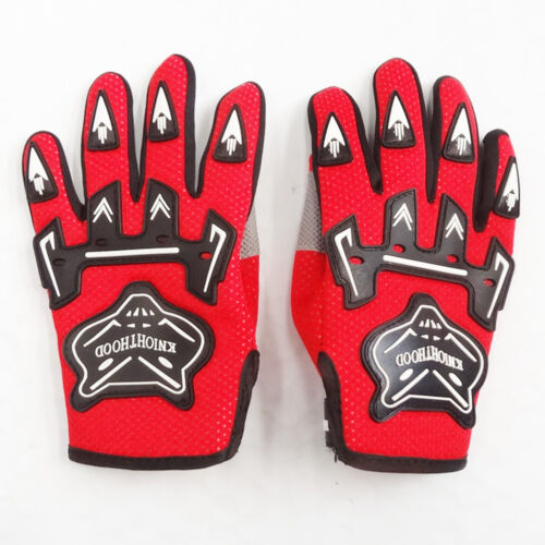 Kids Gloves Motocross Racing Pro-biker Motorcycle go-kart Cycling Children