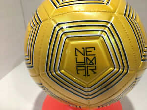 50dc1a1816 Nike Neymar Jr Strike Soccer Ball Armadillo Yellow Size - 5   SC3503 ...