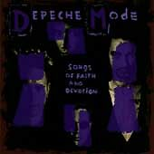Songs of Faith and Devotion by Depeche Mode (CD, Mar-1993, Sire/Reprise)