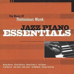 VARIOUS-ARTISTS-MUSIC-OF-THELONIOUS-MONK-CD-NEW