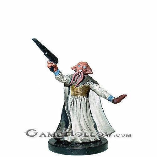 Star Wars Miniatures Rebel Storm QUARREN ASSASSIN #54