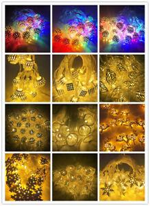 3M-20-LED-Fairy-LED-String-Lights-Christmas-tree-Wedding-Party-Decorative-lamp