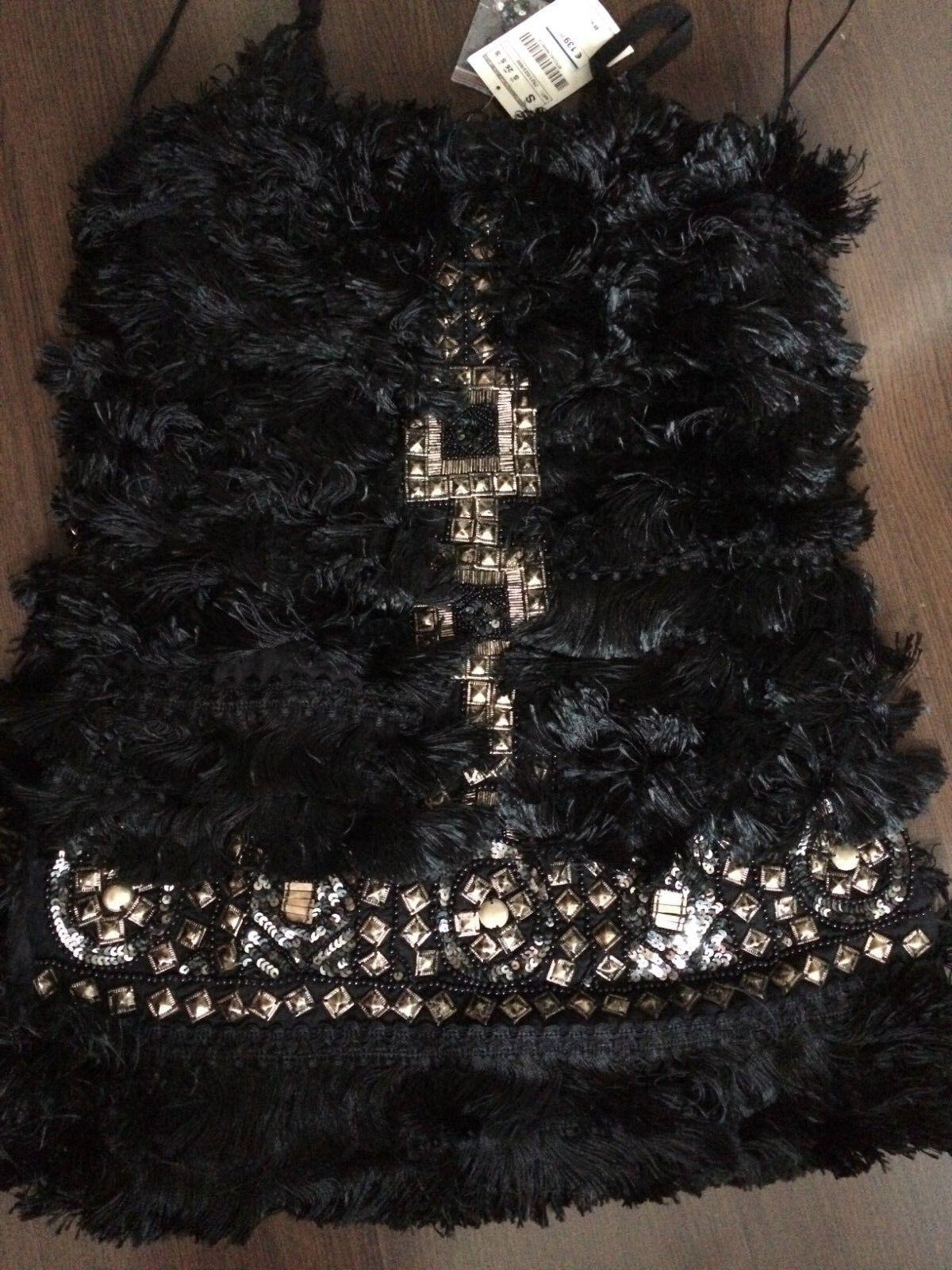 d00c815cdd1 ZARA Kleid schwarz ungetragen mit Etikett Etikett Etikett Gr.S LIMITED  EDITION