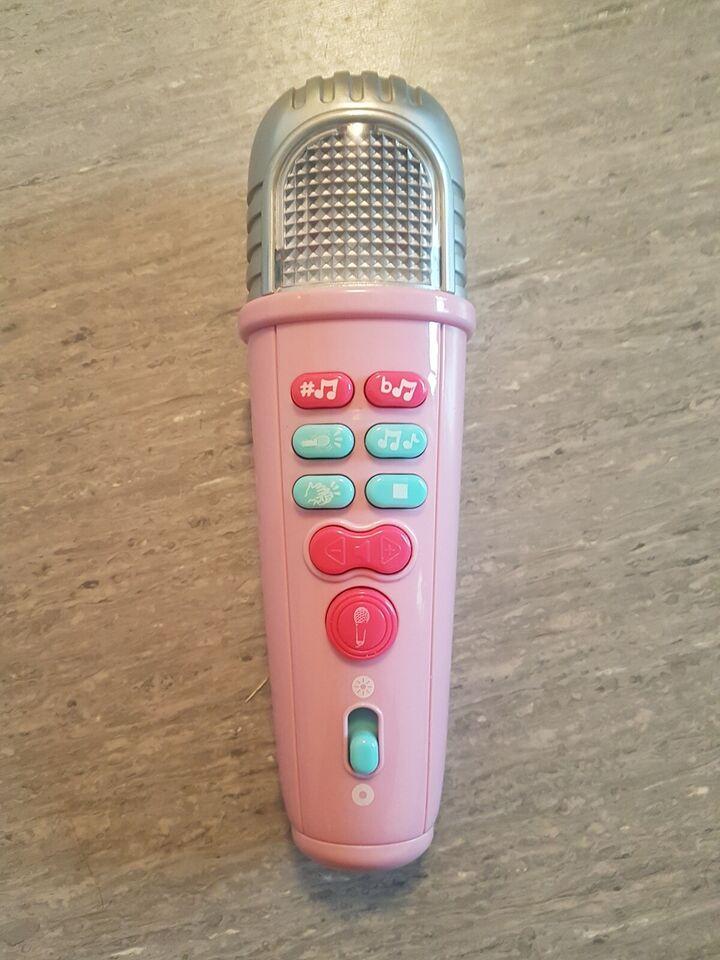 Mikrofon, Top-Toy