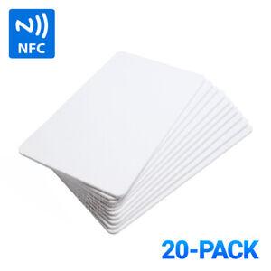 20-Pack-NTAG215-Blank-NFC-Cards-Tags-NTAG-215-TagMo-Amiibo-Compatible