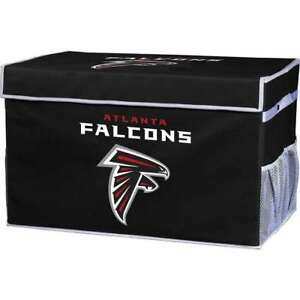 Image is loading Franklin -Sports-NFL-Team-Storage-Containers-Small-Footlocker 744625153