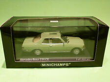 MINICHAMPS  1:43 MERCEDES BENZ 230CE COUPE  -  IN BOX -  IN NEAR MINT CONDITION
