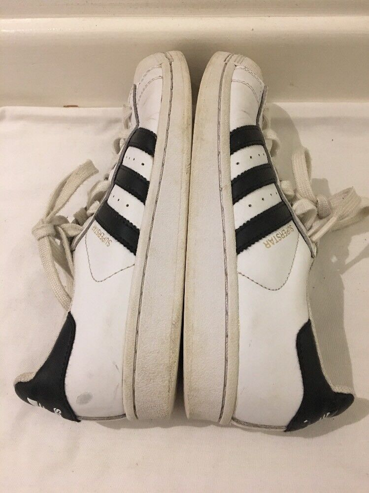 san francisco 79850 3abb9 ... Adidas Shell Toes Superstar Trainers Trainers Trainers Size   FR 36.2 3  0fcc21 ...