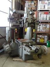 Sip Jig Borer Boring Milling Machine 235 X 275 Table 208v 3ph 60hz Mp 4g
