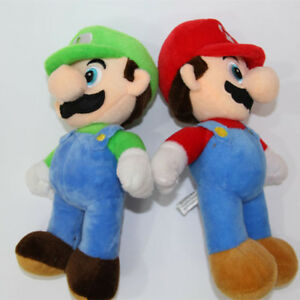 Super-Mario-Bros-Run-Mario-And-Baby-Luigi-Soft-Stuffed-Plush-Doll-Kids-Xmas-Gift