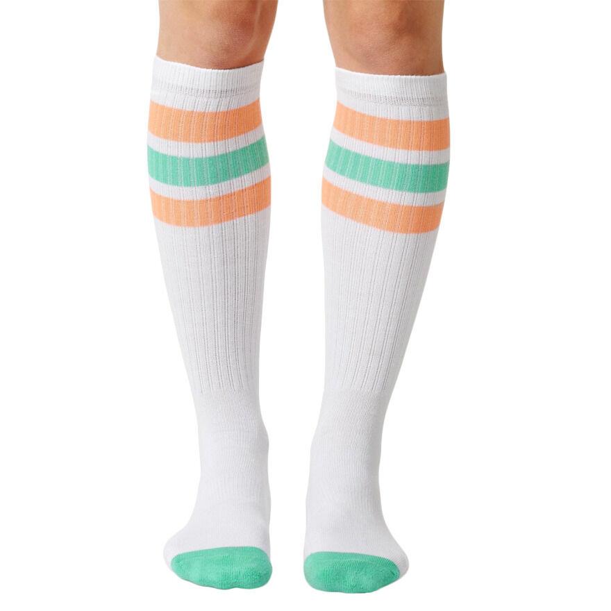 Adidas Stella McCartney StellaSport genou chaussettes de sport soutien formation soutien sport bfcf06