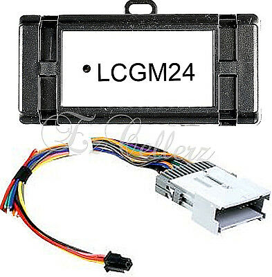 Pac LCGM24 Radio Replacement Interface for Select Nonamplified GM Class II