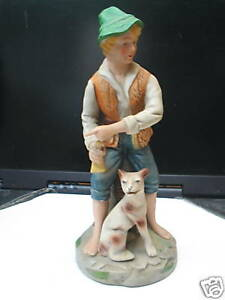 Porcelain-Country-Farm-Boy-and-Dog-1143