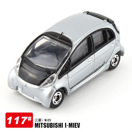 JAPAN TOMICA 117 MITSUBISHI I-MIEV DIECAST SPIELZEUGAUTO MODELL 359333