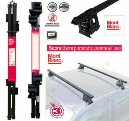 BARRE PORTAPACCHI PORTATUTTO DA TETTO FORD S MAX 5 PORTE ANNO 2012 s127